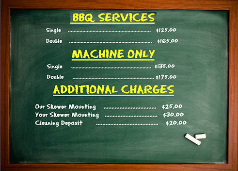 Catering & BBQ Services